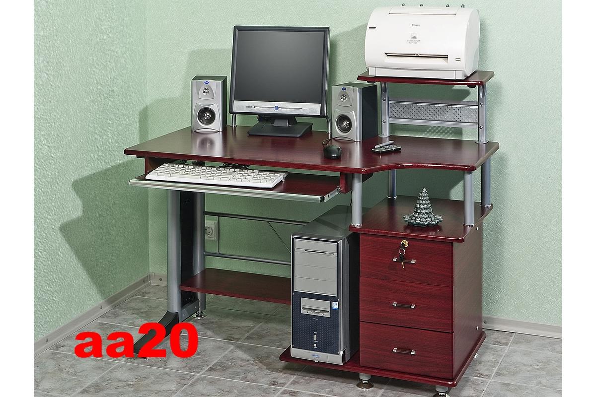 Стол компьютерный аа-20.